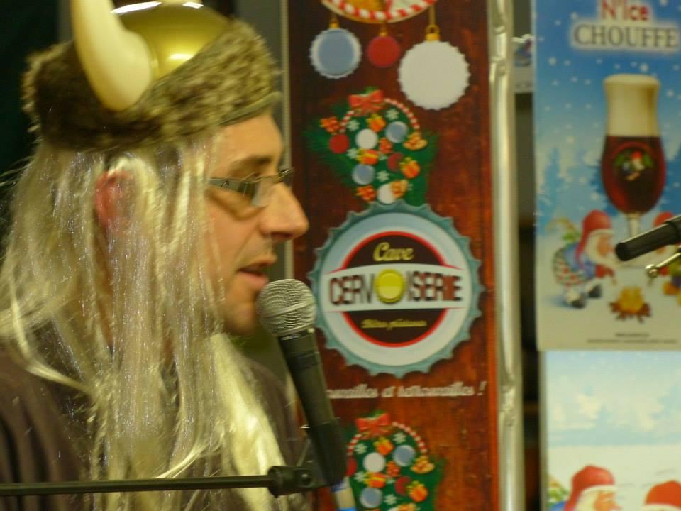 Olivier le Viking ! - A la Cervoiserie